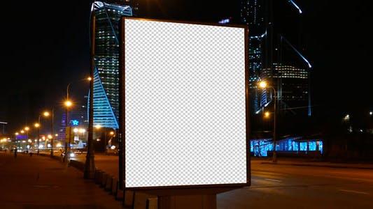 Thumbnail for Night Billboard