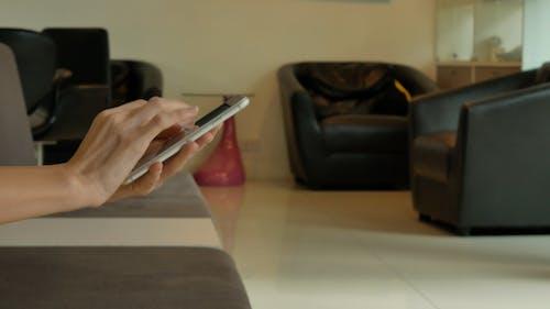 Berühren Smartphone