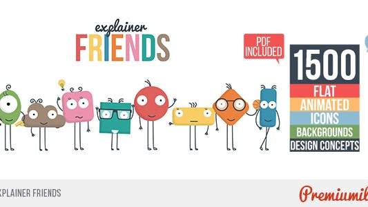 Cover Image for Explainer Friends