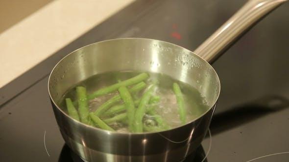 Thumbnail for Boiling Green Beans