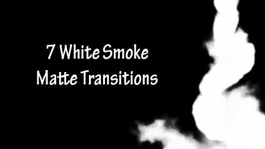 Thumbnail for White Smoke Matte Transitions