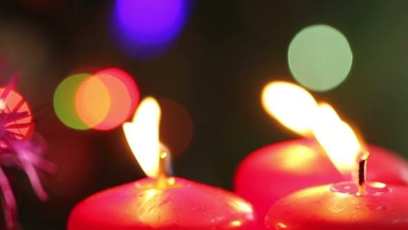 Thumbnail for Three Burning Candles