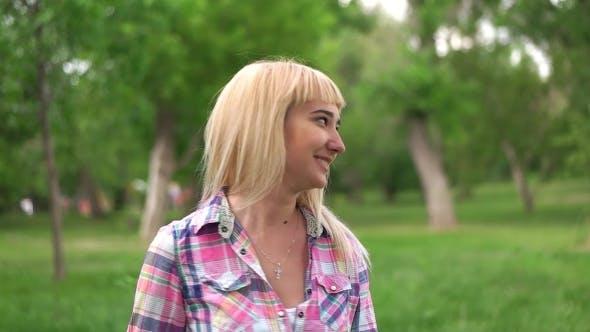 Thumbnail for Blond Girl Spinning