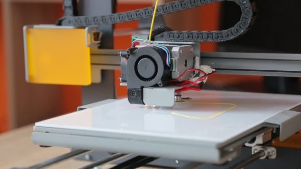 Thumbnail for 3d Printer Print