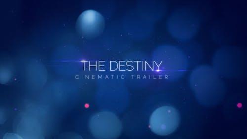 The Destiny-Cinematic Trailer