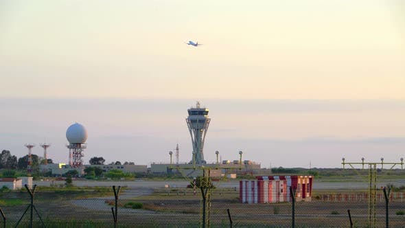 Airport Control  Tower International