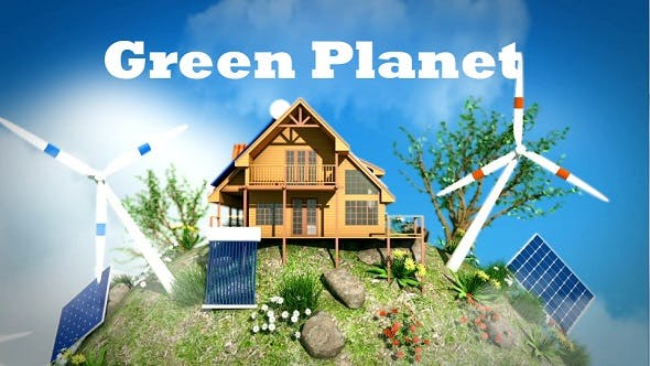 Thumbnail for Eco Planet - Renewable Energy