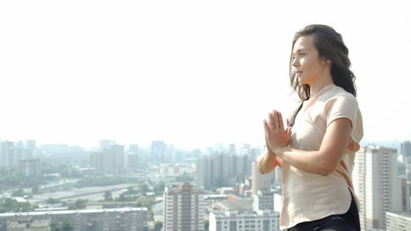 Thumbnail for Yoga And Meditation In a Modern City