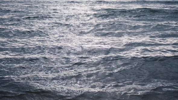 Thumbnail for Windy Stormy Sea Surface Waves