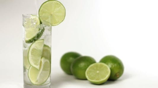 Thumbnail for Water With Lime And Ice