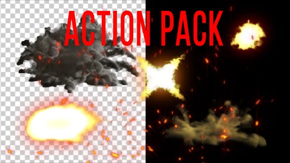 Thumbnail for Action Pack