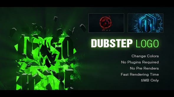 Thumbnail for Dynamic Dubstep Logo