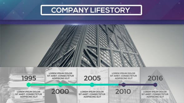 Thumbnail for Evolution & Quality - Corporate Slideshow