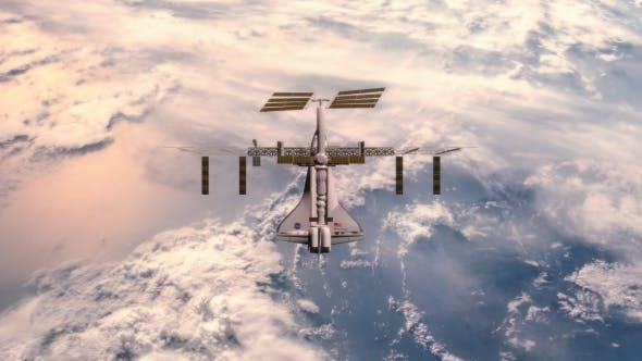 Space Station - Discovery