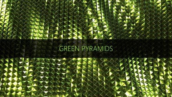 Thumbnail for Green Pyramids
