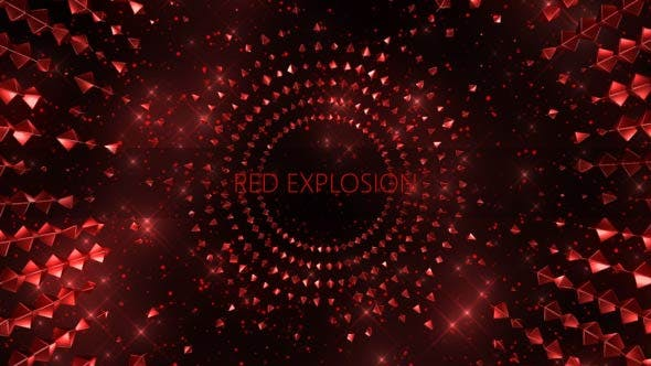 Thumbnail for Red Explosion