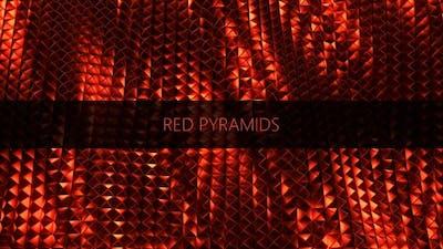 Red Pyramids
