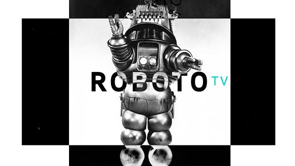 Roboto TV