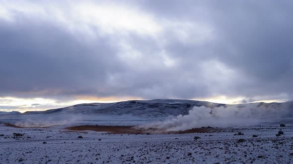 Thumbnail for Volcanic Geysers in Bolivia