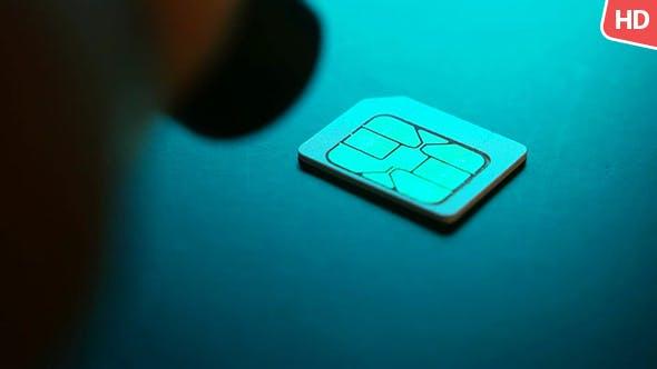 Thumbnail for Mobile Sim Card 0250