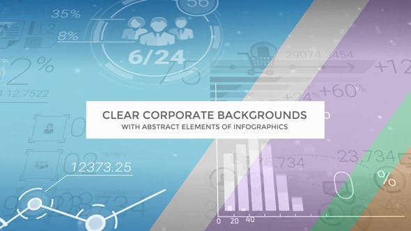 Cover Image for Clear Corporate Backgrounds