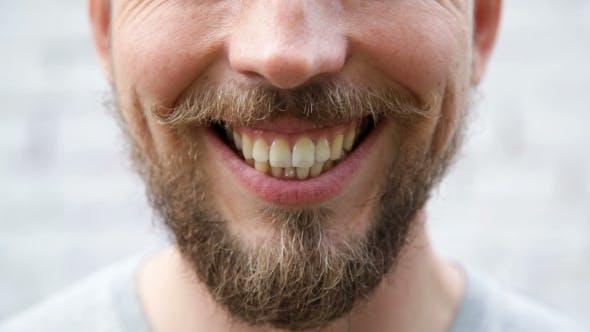 Thumbnail for Gesicht des Lächelnden Mannes