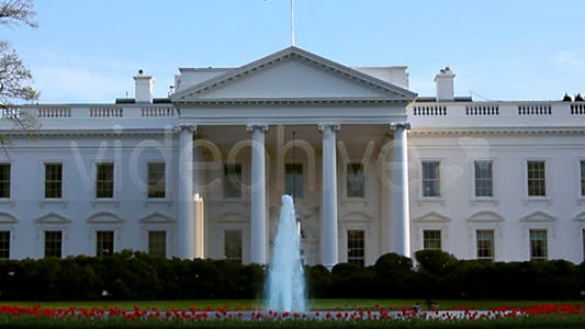 Thumbnail for White House in the spring Full HD