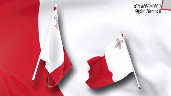 Flag Transition - Malta
