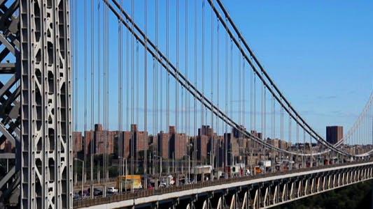 Cover Image for George Washington Bridge Day Time