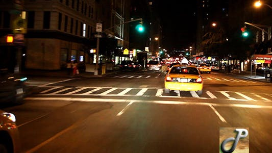 Thumbnail for NYC Night Drive