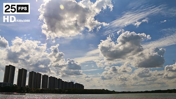 Thumbnail for Sky and Lake