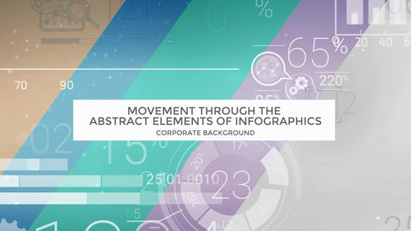 Thumbnail for Movement Through The Abstract Elements Of Infographics