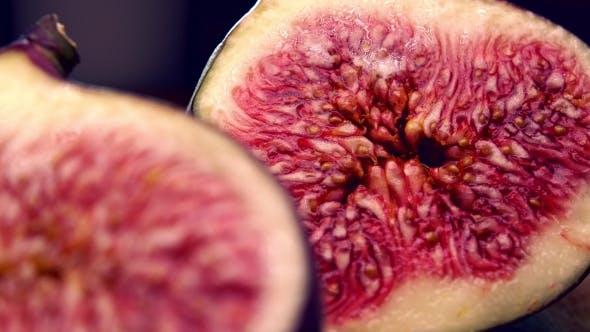 Thumbnail for Cut Ripe Figs