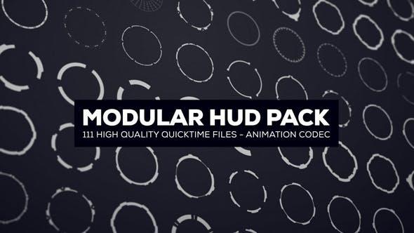 Modular HUD Pack