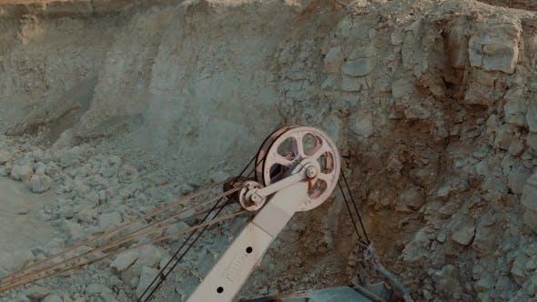 Thumbnail for Loading Heavy Dump Truck Opencast Mining Site