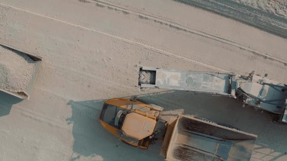 Thumbnail for Loading Truck At a Quarry