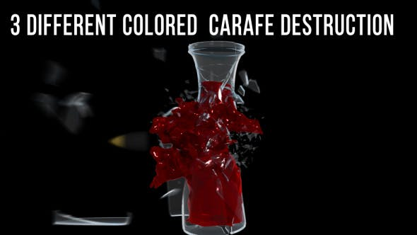 Thumbnail for Carafe Destruction