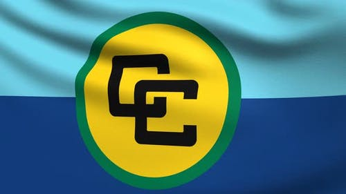Caricom Flag 4K