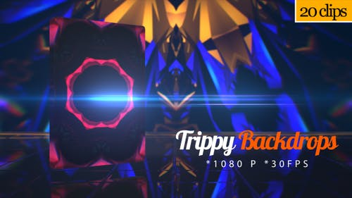 Trippy Backdrops