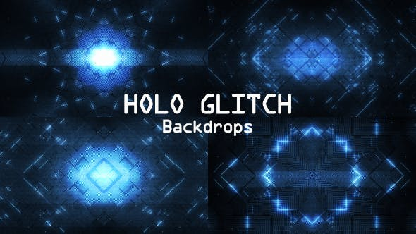 Thumbnail for Holo Glitch