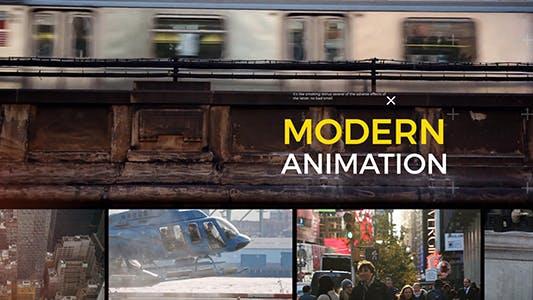 Thumbnail for Urban Glitch Promo