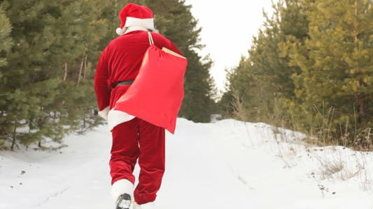 Thumbnail for Carrying Sack Of Presents