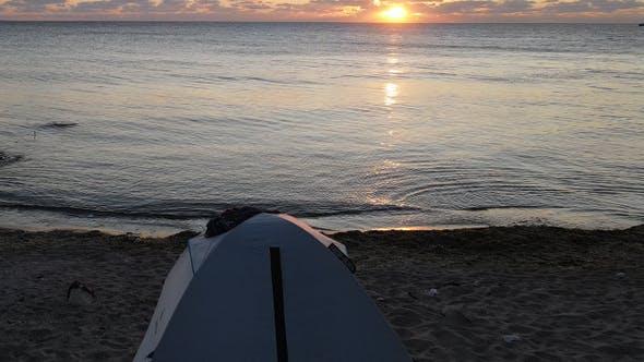 Thumbnail for Holiday Camping Sunset