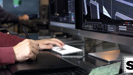 3D Graphic Designer