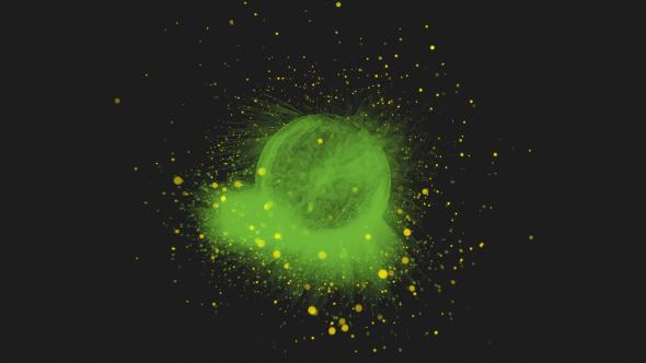 Thumbnail for Galactic Blast Logo