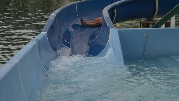 Thumbnail for Great Fun, Laughing On Water Slide