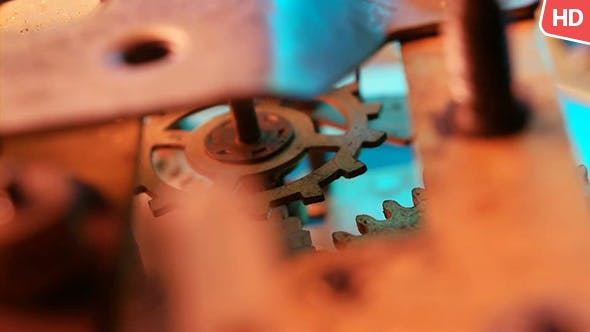 Clock Mechanism 0284 - product preview 0