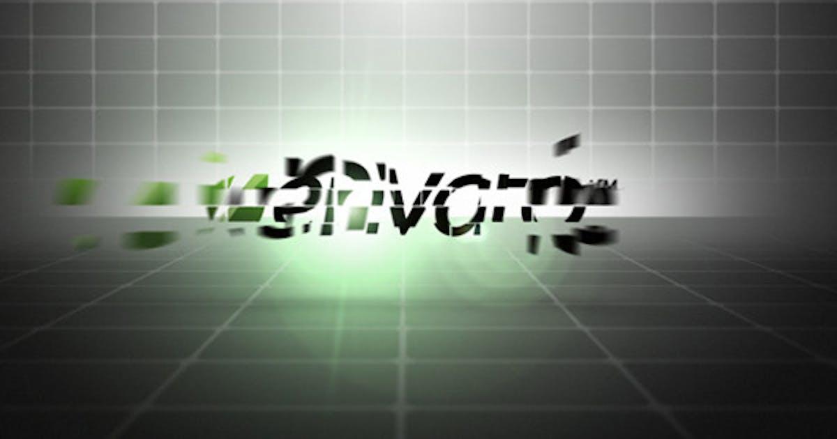 Logo Cells by MotionRevolver