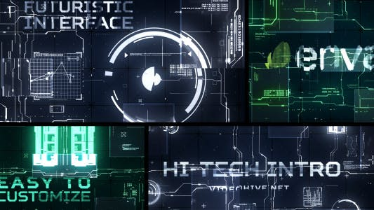 Cover Image for Hi-Tech Intro