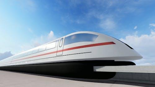 High Speed ICE Train - Next Generation Train - Daytime